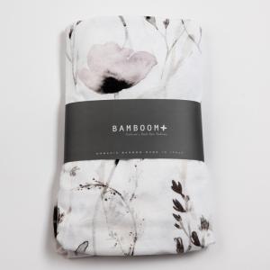 Cover coprimaterasso per lettino Bamboom Papavero