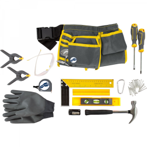 Cintura per utensili Professionale XL con utensili Miniwob