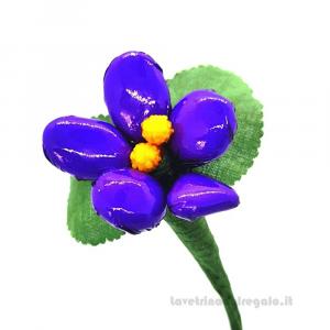 Violetta Fiore di Confetti William Di Carlo Sulmona - Italy