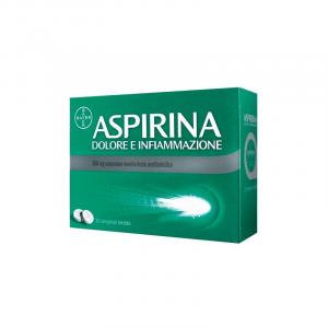 Aspirina Dolore e Infiammazione 500 mg - 20 compresse rivestite