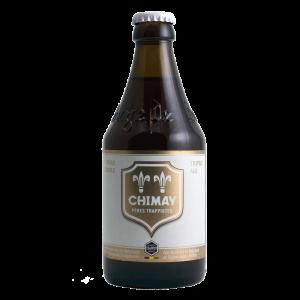 Birra Chimay Triple Ale Bianca CL.33
