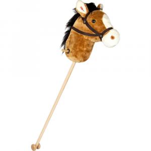 Cavalluccio con testa di cavallo con suoni Nico