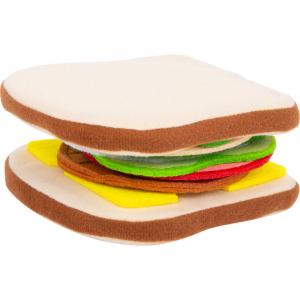 Set Sandwich in stoffa