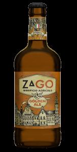 Birra Artigianale Zago Golden Ale CL.50