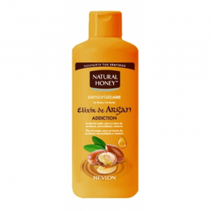 Natural Honey Elixir Argan Gel 650ml