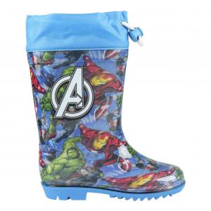 Stivali pioggia avengers super eroi dal 24 al 31