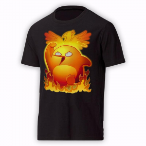 Plucky Penguins t-shirt - Phoenix Penguin
