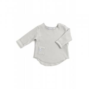 Maglietta manica lunga Bamboom PURE Grey Ivory