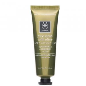 Apivita Deep Exfoliating Scrub With Olive 50ml