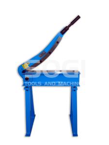 Cesoia a ghigliottina trancia lamiera SOGI CEM-500 manuale