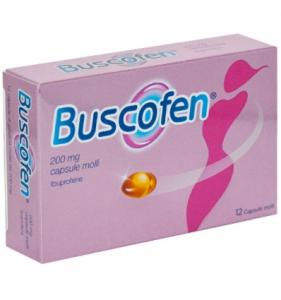 Buscofen 200 mg - 12 Capsule Molli