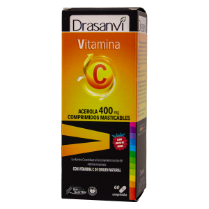 Drasanvi Vitamina C 400 Mg Masticable 60 Comp