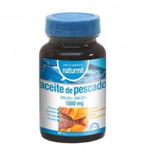 Naturmil Aceite Pescado 1000 Mg 60 Perlas