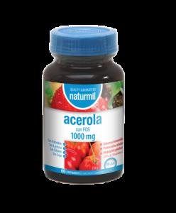 Naturmil Acerola 1000 Mg 60 Comp