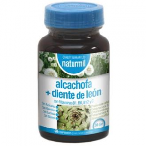 Naturmil Alcachofa Diente De Leon 60 Comp