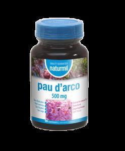Naturmil Pau D Arco 500 Mg 90 Comp