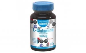 Naturmil L-Glutamina 60 Comp