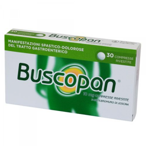Buscopan 10 mg - 30 compresse