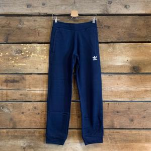 Pantalone Uomo Adidas Trefoil Slim Pant Blu Navy