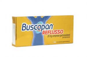 Buscopan Reflusso 20 mg - 14 compresse gastroresistenti