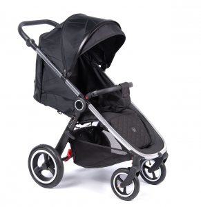 Joggy - Passeggino ideale ! (BLACK)