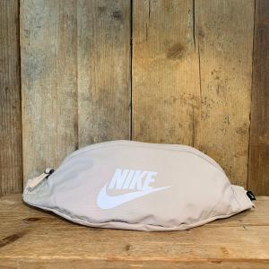 Marsupio Nike Sportswear Heritage Panna