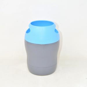 Thermos Alimenti Tupperware Grigio Azzurro 20cm