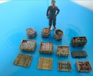 Set 2 Sussistenza Regio Esercito