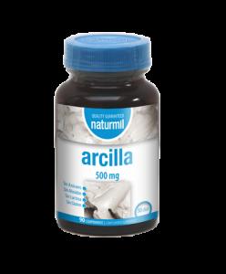 Naturmil Arcilla 500 Mg 90 Comp