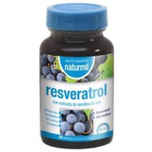 Naturmil Resveratrol Complex 60 Caps
