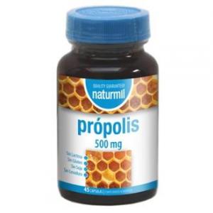Naturmil Propolis 500 Mg 45 Caps