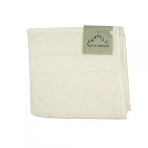 Asciugamano cotone 100% 60x110 avorio