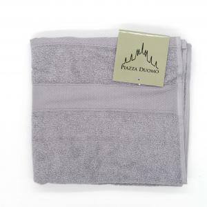 Asciugamano spugna 100 cotone 60x110 grigio