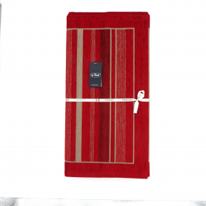Tappeto antiscivolo antimacchia 55x80 rosso