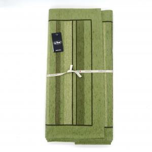 Tappeto antiscivolo antimacchia 55x80 verde