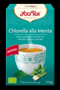 Chlorella alla Menta