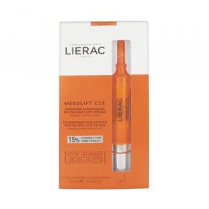 Lierac Mesolift C15 Concentrato Rivitalizzante Anti-Fatica 2x15ml