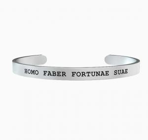 Homo Faber Fortunae Suae