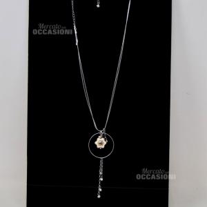 Necklace Thun Circle Star