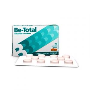 Be Total Compresse Integratore di Vitamine-20 compresse
