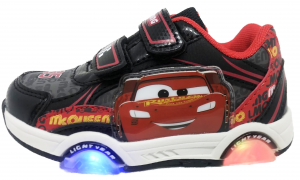Cars Scarpe 3 con luci a LED Bambino 24 25 26 27 28 29 30 31 32 Disney Pixer 2021