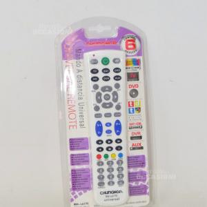 Remote Control Universal Remote Per Decoder,dvr,sat / Cbl