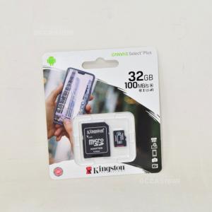 Schedina SD E Micro Da 32 GB