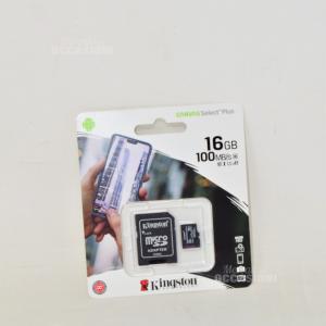 Schedina SD E Micro Da 16 GB