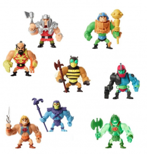 Masters of the Universe ORIGINS Minis by Mattel