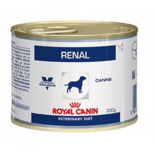 ROYAL CANIN VETERINARY DIETS DOG RENAL LATTINA 200 GR