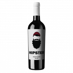 Vino Hipster Negroamaro Puglia IGT CL.75