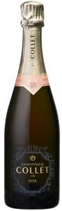 Champagne Collet Brut Rosè CL.75