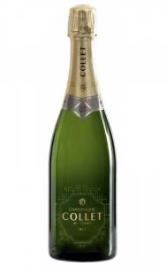 Champagne Collet Brut Confezione CL.75