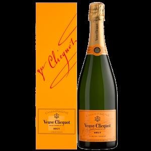 Champagne Veuve Clicquot Brut Confezione CL.75